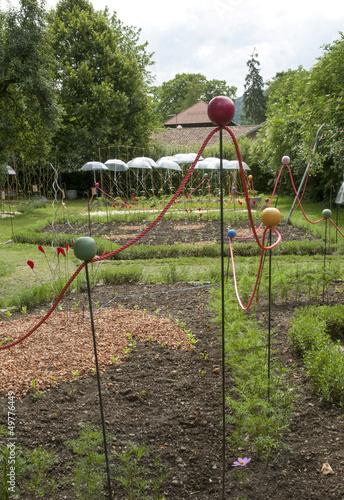 Jardin des six sens wesserling vosges alsace 68 haut for Jardin wesserling