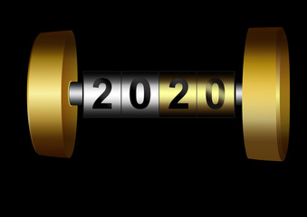 mechanical counter 2020
