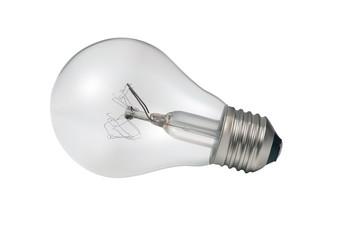 Glühbirne ausgeschaltet