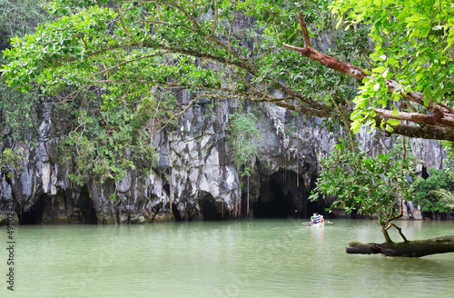 famous limestones formation in the philippines
