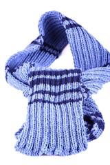 echarpe torsadé en laine
