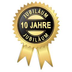 Jubiläum - 10 Jahre