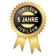 Jubiläum - 5 Jahre