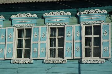 Fenêtres datcha