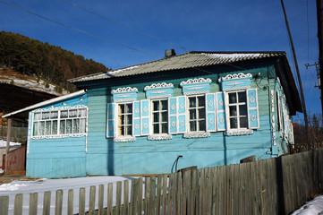 Datcha en Sibérie
