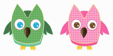 Color owl 2