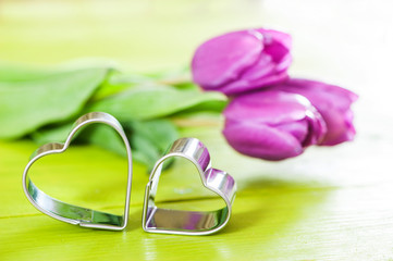 Two hearts - Zwei Herzen