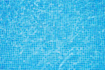 Nahaufnahme Wasser im Pool