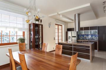 Classy house - kitchen