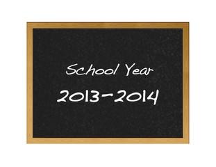 School calendar 2013.
