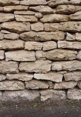 Wall Mural - Natursteinwand