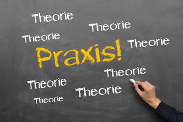 Praxis u. Theorie