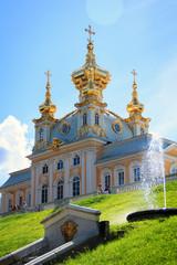 Храмы Петергофа