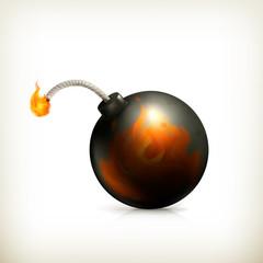 Bomb, icon