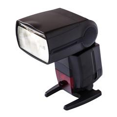 External camera flash