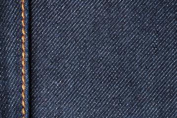 denim jeans closeup