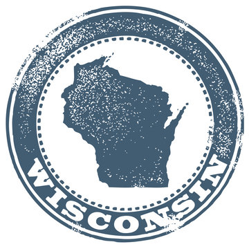 Wisconsin State Stamp