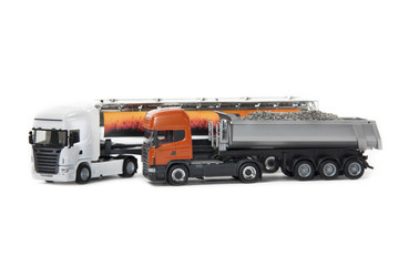 toy heavy trucks
