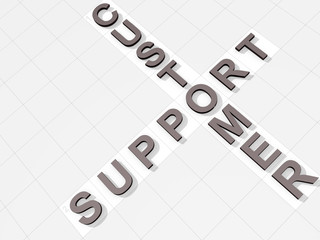 Crossword Customer Support
