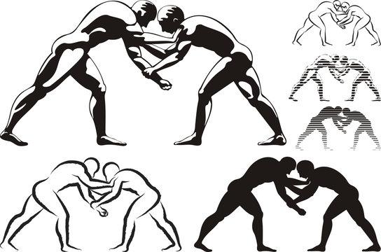 wrestling - greco-roman or freestyle
