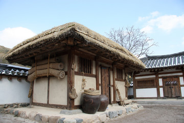 한국 전통한옥