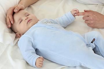 Bébé - Caresses & sérénité