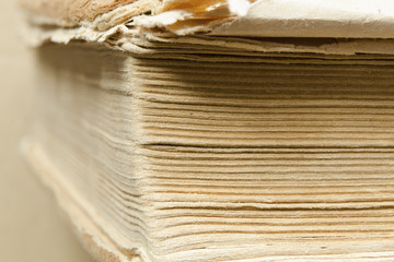 ancient book abstract