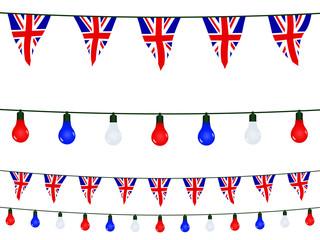 UK Union Flag Bunting