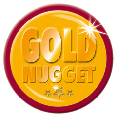 Gold, Button, Taler, Muenze, Medaille, Gewinn, Auszeichnung, Pre