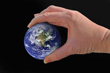 Die Erde beschützen