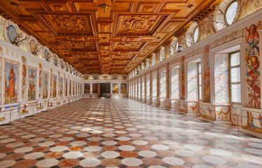 Palace of Ambras - Innsbruck Austria