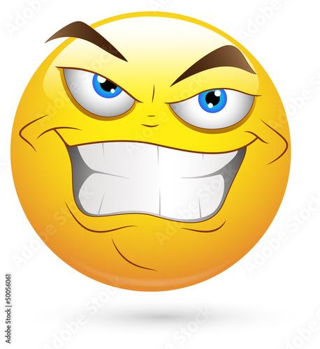 Cunning Emoji Smiley Emoticon