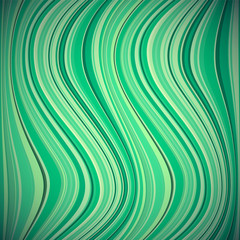 Seamless abstract vector texture with waves