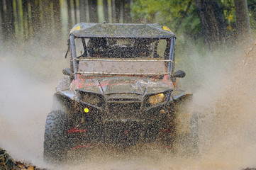 offroad buggy