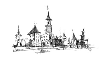 image of the city