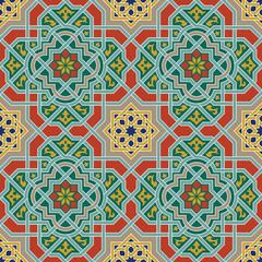 Dim Seamless Pattern Two