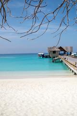 Beach Hut - Maldives