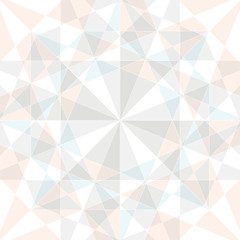 Abstract Crystal Background