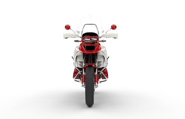 Bike Front View