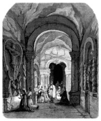 Chapel - Christian Scene