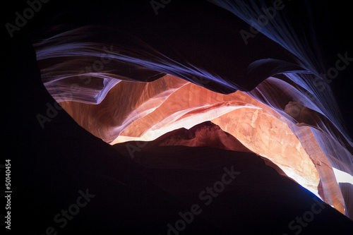 Sticker Antelope Canyon Page Arizona USA
