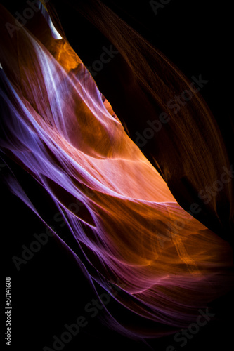 Canvas Prints Antelope Canyon Page Arizona USA