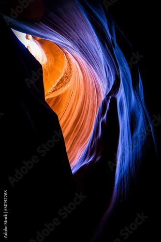 Canvas Prints Antelope Canyon Page Arizona USA