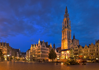 Stores à enrouleur Antwerp Antwerpen Panorama