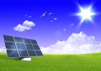 panello solare