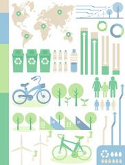 green energy/infographic