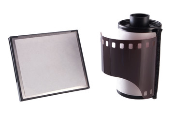 Memory card and film roll