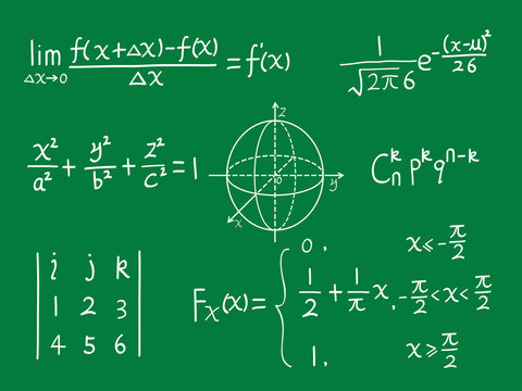 vector class blackboard of mathematics