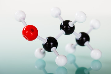 Model of molecular structure