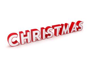 Word Christmas.